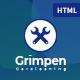 Grimpen - Auto Cleaning & Maintenance HTML Template