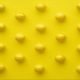 Pattern Of Chicken Eggs In Line Against Yellow Background - PhotoDune Item for Sale
