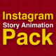Christmas Instagram Story Pack - VideoHive Item for Sale