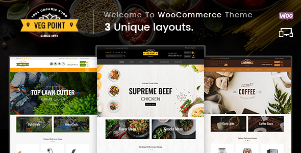 Veg Point - Multipurpose WooCommerce Theme