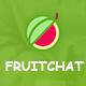 Fruitchat - Supplement Landing PSD Template