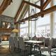Winter cabin rustic dinning room - PhotoDune Item for Sale