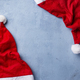 Christmas background with Santa hat - PhotoDune Item for Sale