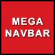 BNAV - Mega Navigation Bar