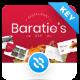 Baratie's Multipurpose Food & Beverage Business Keynote Template