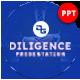 Diligence Business Presentation Template