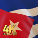 Cuba Flag - 4K - VideoHive Item for Sale