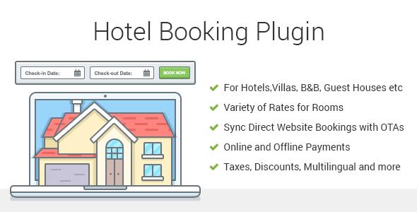 Hotel Booking WordPress Plugin - MotoPress Hotel Booking by mototeam