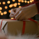 Christmas Gift Box Wrap - VideoHive Item for Sale