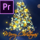 Christmas Intro - Premiere Pro - VideoHive Item for Sale