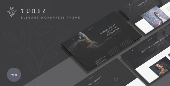 Turez - Luxury Bridal WooCommerce Theme by eovo