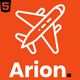 Arion - Air Ticket Booking HTML Template