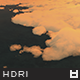 High Resolution Above The Clouds HDRi Map 039
