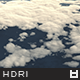 High Resolution Above The Clouds HDRi Map 040