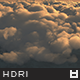 High Resolution Above The Clouds HDRi Map 041