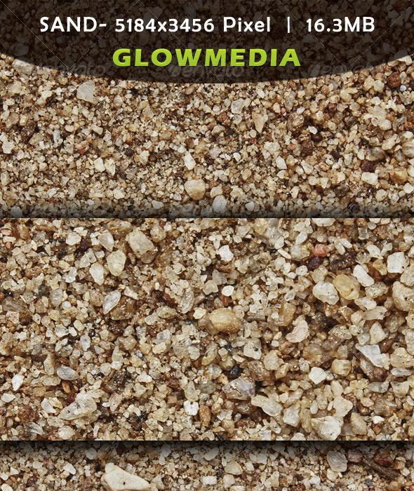 Sand Particles - Miscellaneous Textures