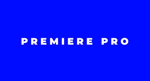 Premiere Pro Best Sellers