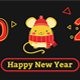 New Year Supreme Facebook Cover