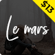 Lemars - Personal Blog WordPress Theme