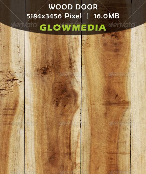 Wood Flaps Door - Wood Textures