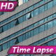 Clouds And Skyscraper - VideoHive Item for Sale