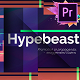 Fast Title Transition Opener For Premiere Pro