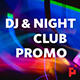 DJ // Night Club Promo | For Final Cut & Apple Motion - VideoHive Item for Sale