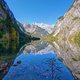 The beautiful Obersee in the Bavarian Alps - PhotoDune Item for Sale