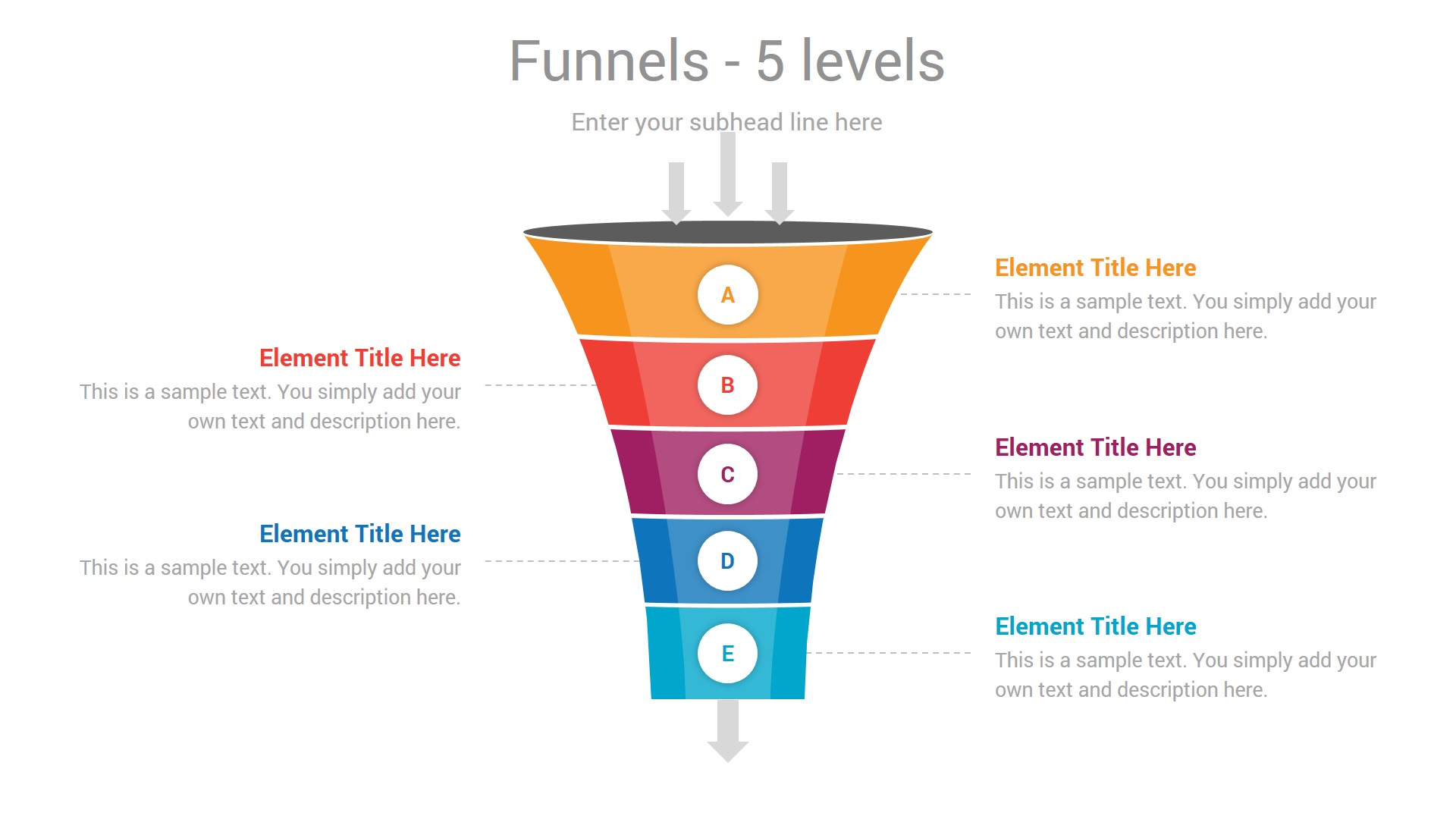Powerpoint Funnel Template from s3.envato.com
