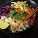 Lime Chili Noodle Salad Close Up - PhotoDune Item for Sale
