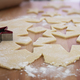Star Shaped Christmas Cookies - PhotoDune Item for Sale