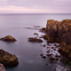 Rocky Coastline Long Exposure, Iceland - PhotoDune Item for Sale
