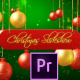 Christmas Slideshow 2 - Premiere Pro - VideoHive Item for Sale
