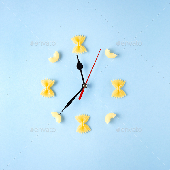 Pasta time. - Stock Photo - Images