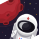 Space Trip - HTML5 Mobile Game