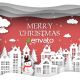 Christmas Paper Town Wishes - VideoHive Item for Sale