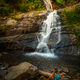 Bacpares rests near Huai Sai Luang waterfall in Doi Inthanon National Park near Chiang Mai Thailand - PhotoDune Item for Sale