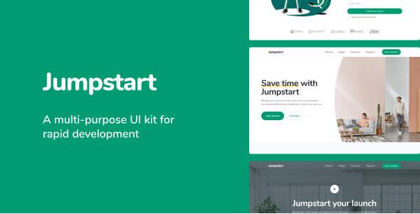 Jumpstart App and Software Template