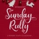 Sunday Rully | A Modern Script Calligraphy