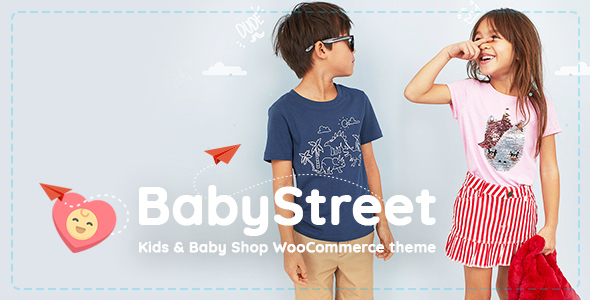 BabyStreet - WooCommerce Theme for Kids Toys and Clothes Shops by AlThemist