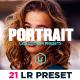 Deluxe Portrait Lightroom Presets