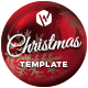 Webwall - Christmas Newsletter + StampReady & CampaignMonitor Compatible Files
