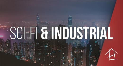 Dark Sci-Fi Industrial Trailers