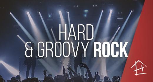 Hard & Groovy Rock
