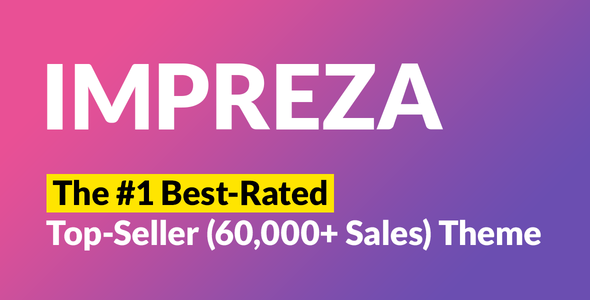 Special Impreza – Multi-Purpose WordPress Theme