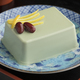 Japanese matcha tofu on a dish - PhotoDune Item for Sale