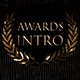 Gold Awards Intro - VideoHive Item for Sale