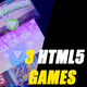 3 HTML5 Games - Take 3 and pay 2 - BUNDLE #1