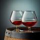 two glasses of cognac - PhotoDune Item for Sale