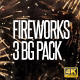 Fireworks Backgrounds - VideoHive Item for Sale